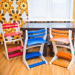 Детские растущие стулья Василек