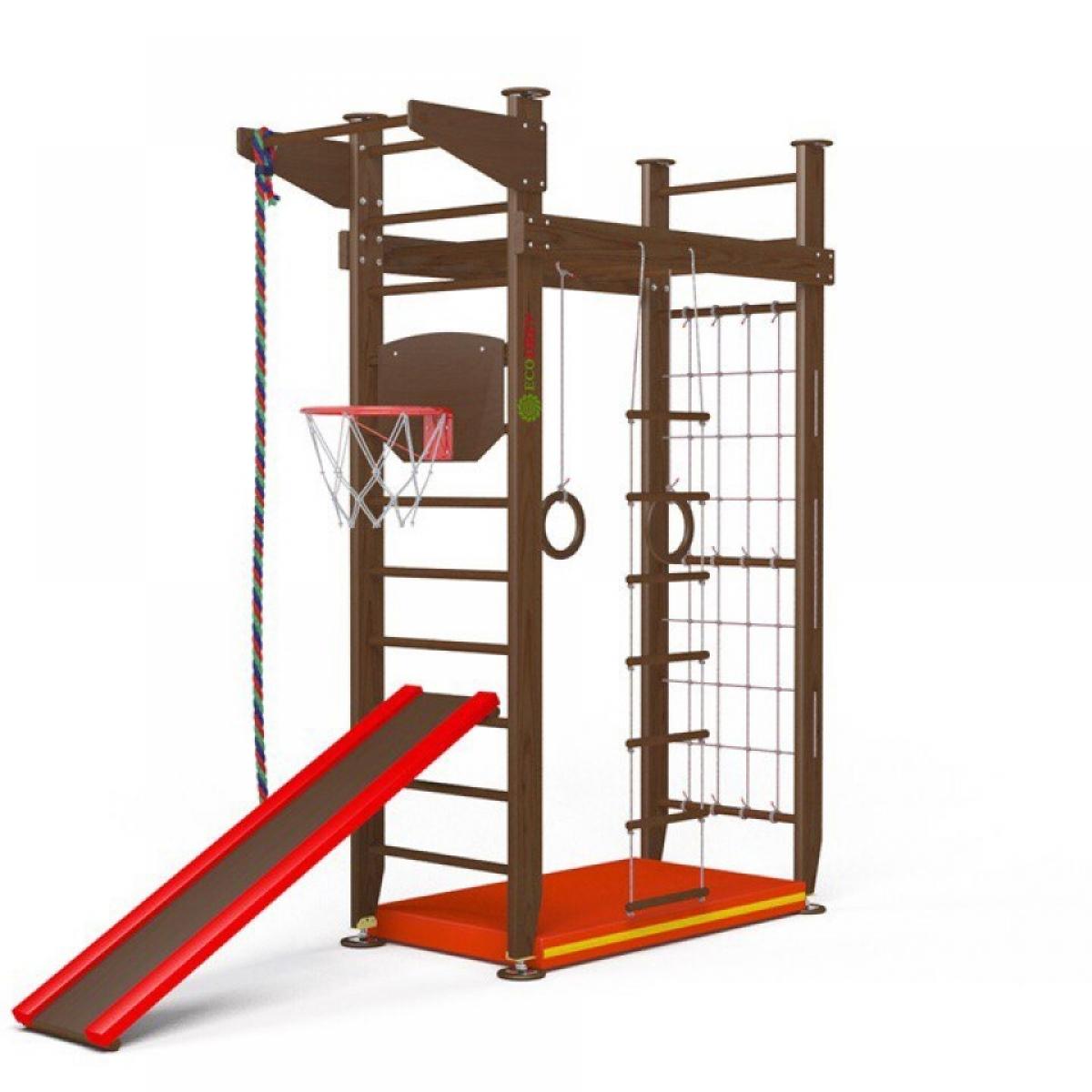 Детский спортивный комплекс Крепыш 02 (враспор)