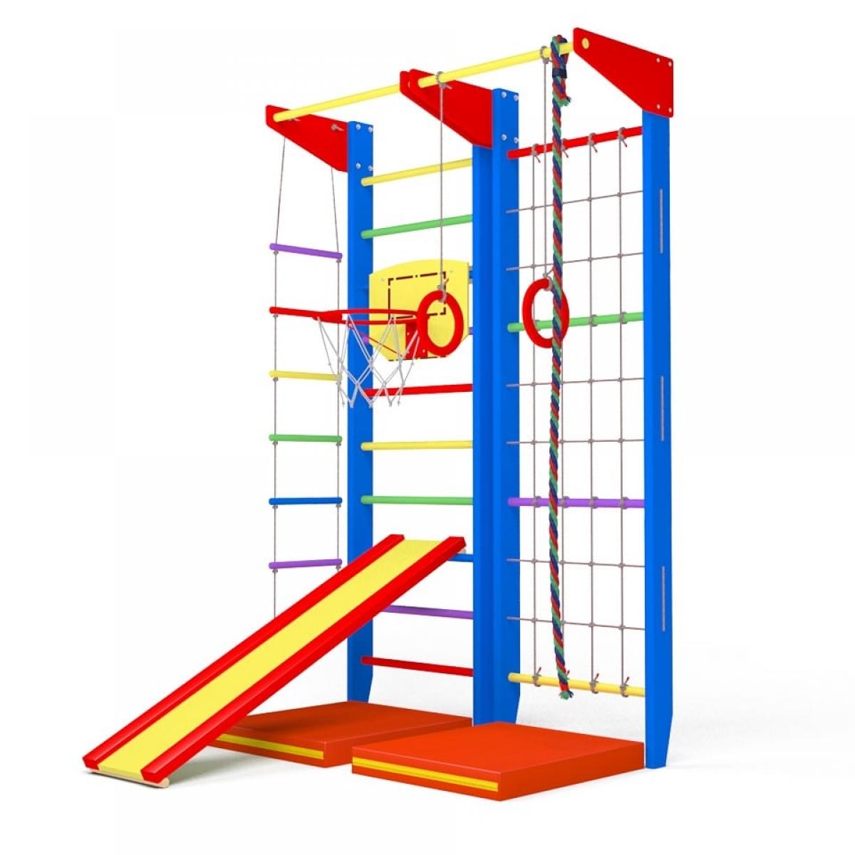 Детский спортивный уголок Крепыш 03 Малыш