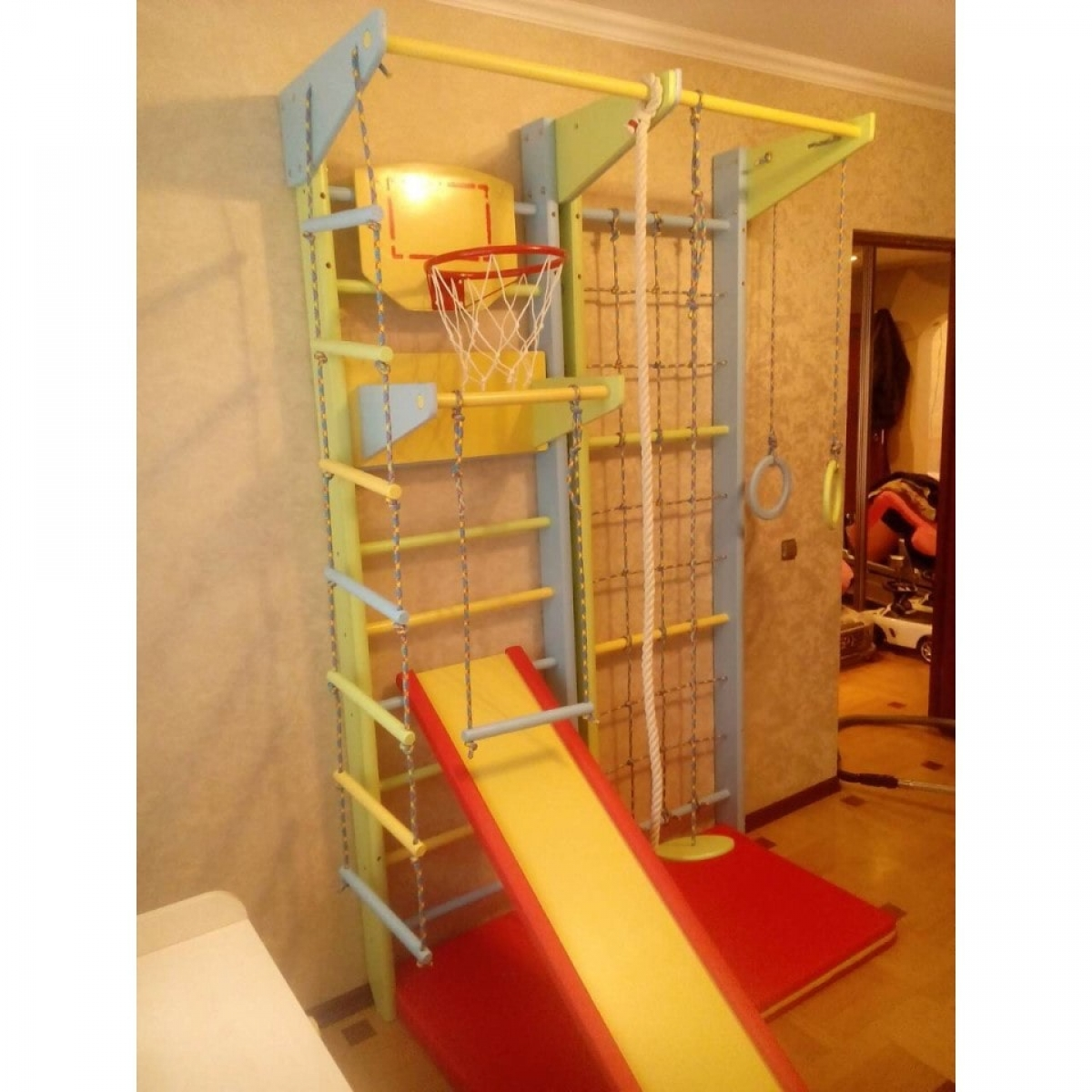 Детский спортивный комплекс Крепыш 03 Малыш