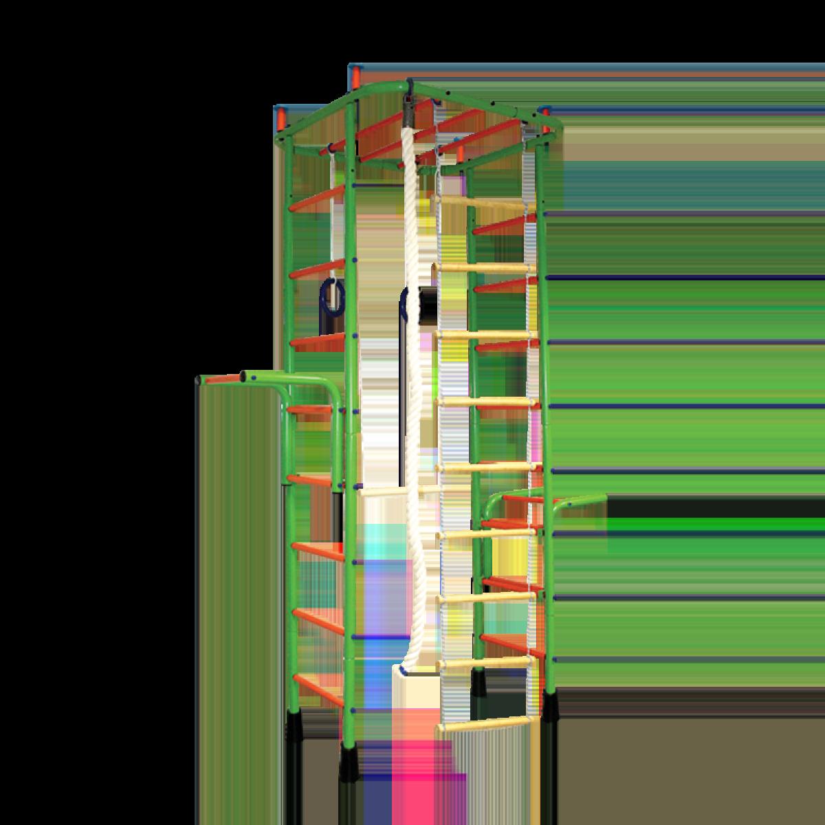 Шведская стенка (детский спортивный комплекс) №8 Альпинистик