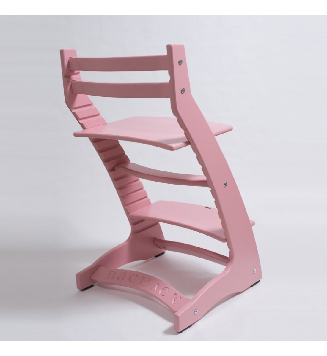 Детский регулируемый стул «ВАСИЛЁК» ВН-01 (Фламинго)