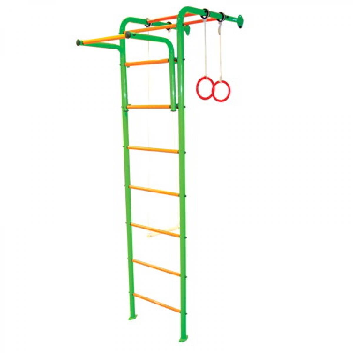 Шведская стенка (детский спортивный комплекс) ДСК-1 Альпинистик