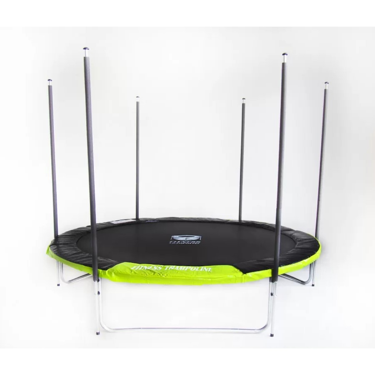 Батут Fitness Trampoline GREEN 10 FT (312см.) PRO (4 опоры)