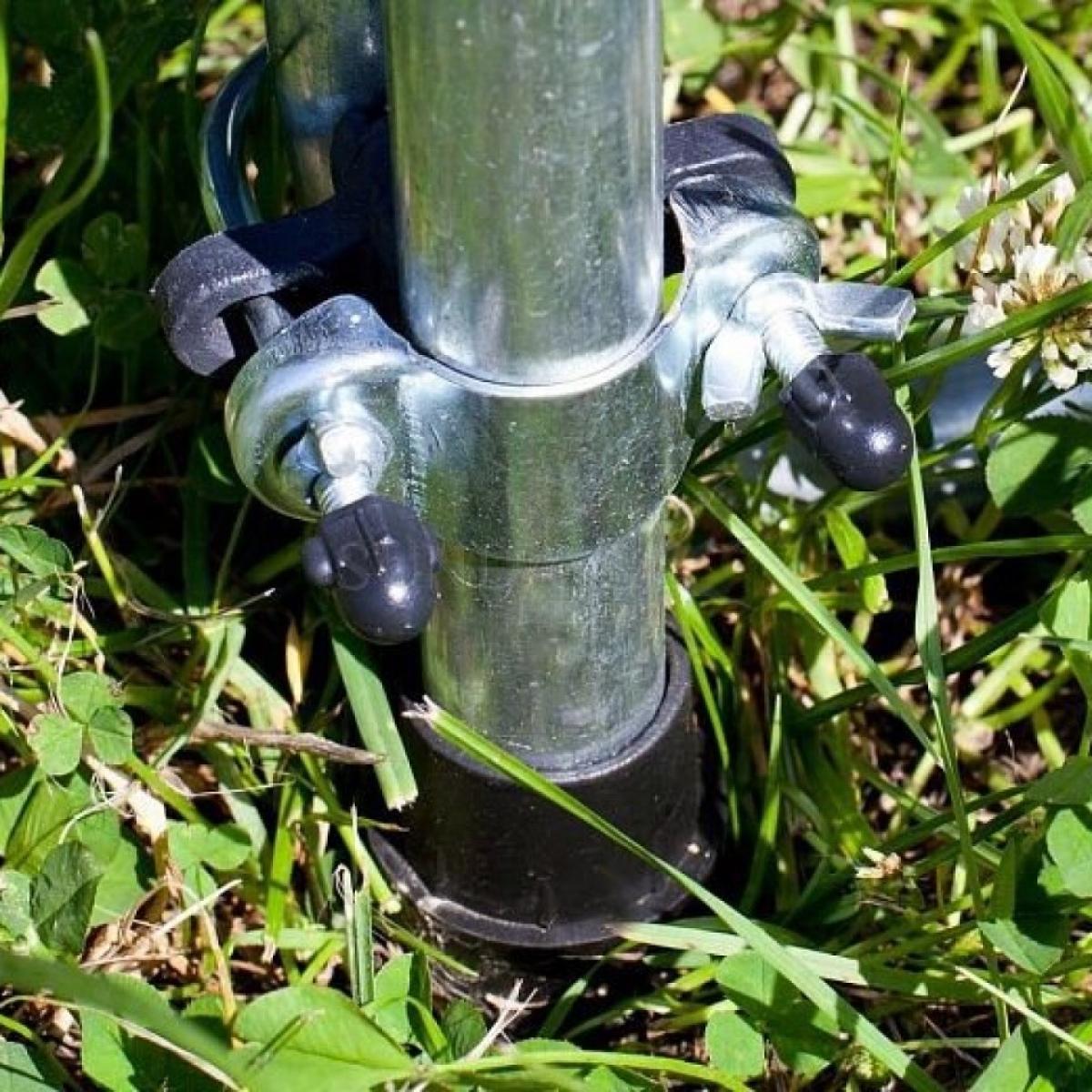 Батут Garden4you D244/252 с защитной сеткой