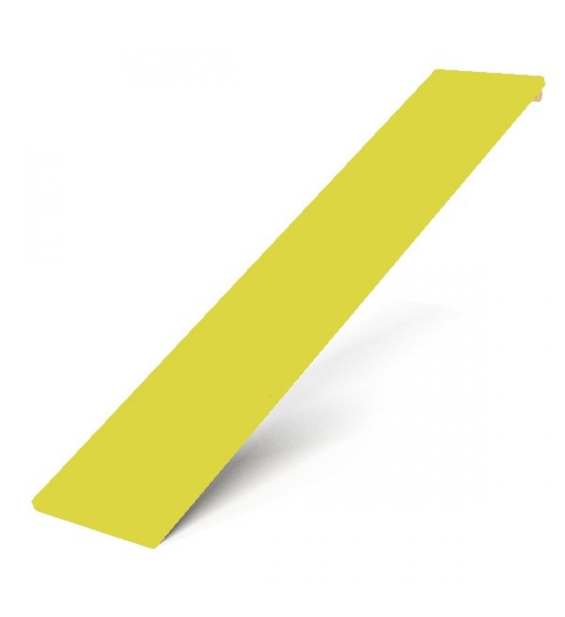 Доска для пресса (желтая)