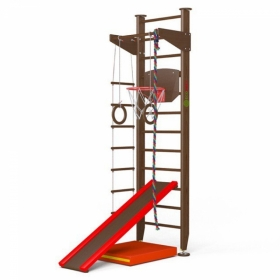 Детский спортивный комплекс Крепыш 01 (враспор)