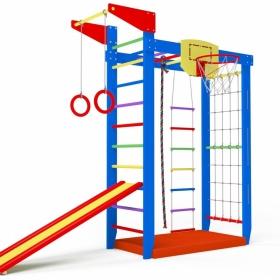 Детский игровой комплекс Крепыш 02 (Салют)
