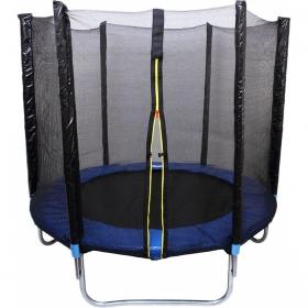 Батут Bebon sport c сеткой безопасности, 6 футов (183 см)