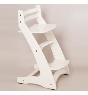 Детский регулируемый стул «ВАСИЛЁК» ВН-01 (Белый)