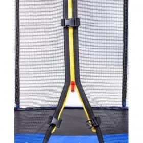 Батут Fitness Trampoline 10 FT Extreme (3 опоры) 312 см.