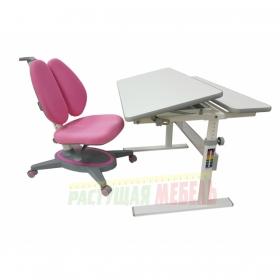 """Комплект детской растущей мебели """"парта и стул"""" Picasso E201- Smart DUO MC204"""