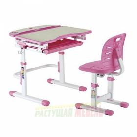 Детский комплект мебели (парта+стул) New Smart C304S