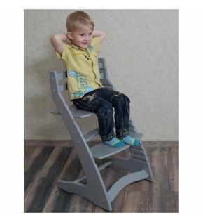 Детский регулируемый стул «ВАСИЛЁК» ВН-01 (Серый)