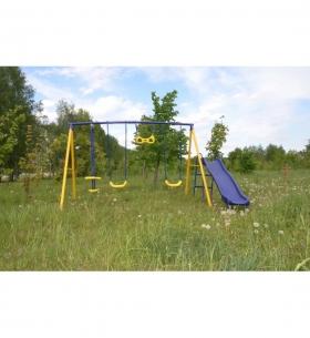 Детская площадка Jump Power 6в1