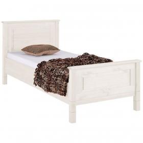 Кровать Рауна 90 (белая)