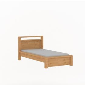 Кровать Фьорд 90 (бейц/масло)