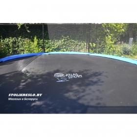 Батут Atlas Sport 490 см - 16ft PRO (усиленные опоры)