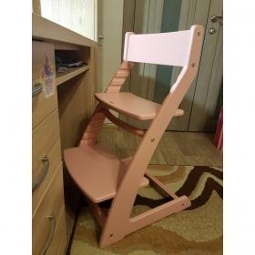Детский регулируемый стул ВАСИЛЁК slim ВН-21Д (фламинго)