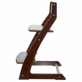 Растущий стул ВАСИЛЕК-slim ВН-21Д (орех)