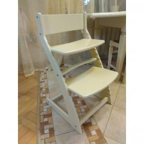 Детский регулируемый стул ВАСИЛЁК slim ВН-21Д (Слоновая кость)
