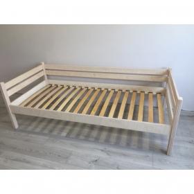 Детская (подростковая) кровать Rostik без бортика и ящиков (без покрытия)