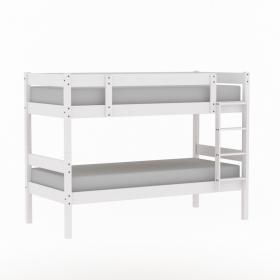 Детская (подростковая) двухъярусная кровать TOVE (Туве) (белая)