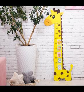 Ростомер Жираф желтый