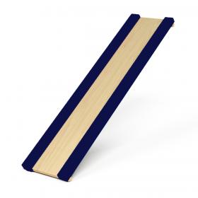 Горка для шведской стенки (синие бортики)