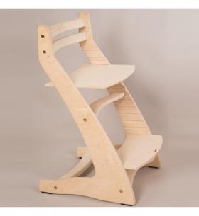 Детский регулируемый стул «ВАСИЛЁК» ВН-01 (не крашенный)