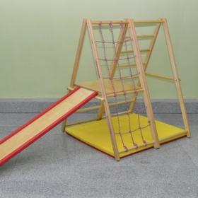 Игровой комплекс Первые шаги складной (вариант 4)