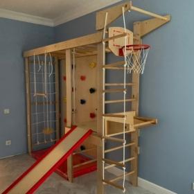 Детский спортивный комплекс Крепыш 02 Универсал