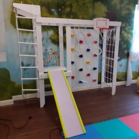 Детский игровой комплекс Крепыш 02 Универсал