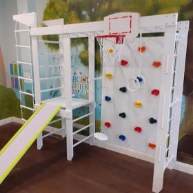 Детский спортивный уголок Крепыш 02 Универсал